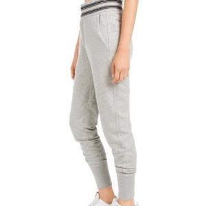Free People Pants & Jumpsuits - Free People Off the Road Gray Joggers